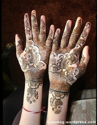 Arabic Mehndi Designs | Urdu Magazine - Mehndi Designs - Arabic Mehndi ...