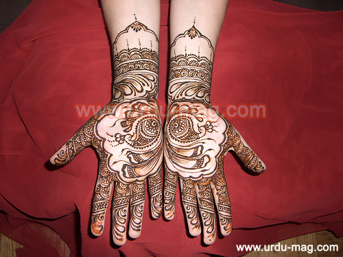 Bride Mehndi Designs  Bridal Mehndi Design  Bridal