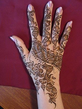 hinna bridal mehndi design Smart Mehndi Designs