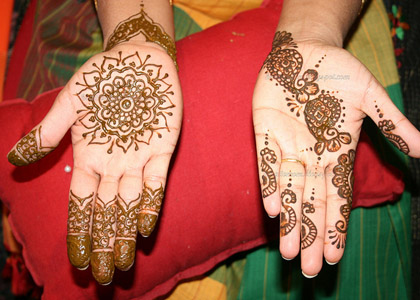 Mehndi Designs Please : Simple arabic mehndi designs for hands easyday